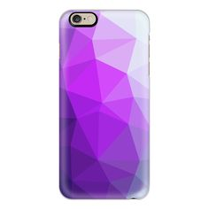 iPhone 6 Plus/6/5/5s/5c Case - Geometric Polygonal Abstract Geometry... ($40) ❤ liked on Polyvore featuring accessories, tech accessories, iphone case, apple iphone cases, iphone cover case and slim iphone case