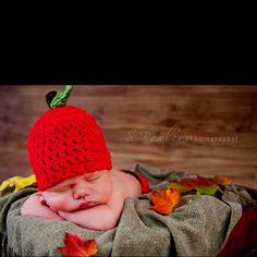Apple beanie baby