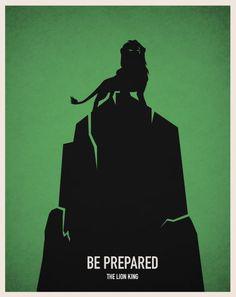 Disney posters | Lion King