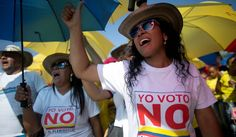The ink on the landmark peace deal, signed this week amid much pomp and circumstance, will have barely dried when Colombian voters decide w...