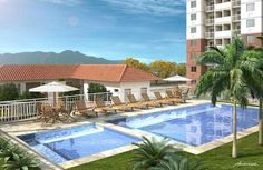 Apartamentos a venda na(o) Curicica, condominio Village Vip - 13655-