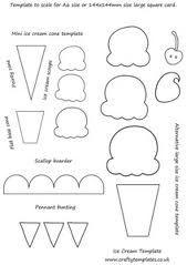 icecream templates - Buscar con Google