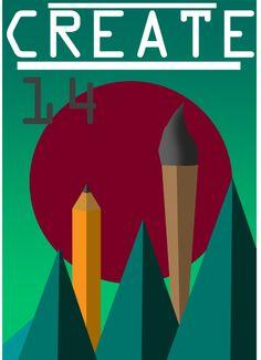Just a Sample. Create 14  @Visual Communication