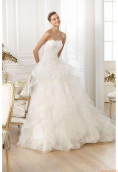 Wedding Dresses Pronovias Leante 2014