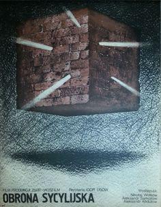 Andrzej Pągowski, Obrona sycylijska (The Sicilian Defence / Sitsilyanskaya zashchita), 1981
