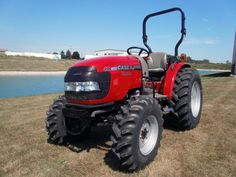 Case IH 40B Compact Tractor