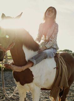 HORSE RIDING...  ♥