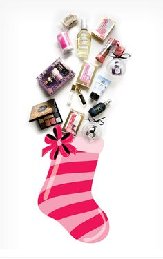 STOCKING STUFFERS: Five ways to rock your socks this holiday season - on the #Sephora Glossy>