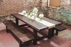 die besten 25 farm table with bench ideen auf pinterest k chentisch mit bank farmhaustische. Black Bedroom Furniture Sets. Home Design Ideas