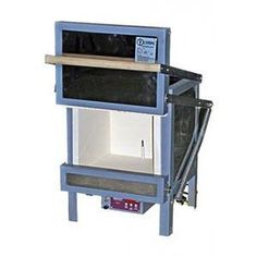 """Model: Olympic 1210FLE Inside Dim: 12"""" (width) x 12 (height) x 10"""" (depth) Shelf Size: 9"""" x 7"""" Rectangular Shelf- NOT INCLUDED Max Temp: Fires to 1700°F Voltag"""