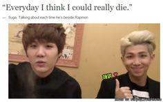 Please be careful Yoongi! | allkpop Meme Center
