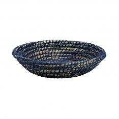 Baskets from 10,000 Villages for remotes!