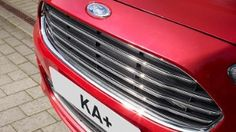 Ford KA+ front grille