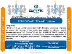 Participa y desarrolla tu #PlandeNegocios el #curso es gratis.