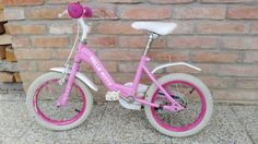 Predám detský bicykel pre 4-5r. dievča - 1