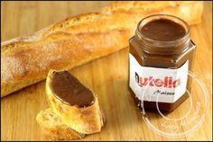 Nutella maison de Christophe Michalak