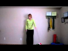 Posture Exercises for Parkinson's Disease - YouTube