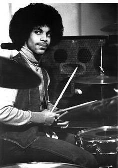Prince: This reminds me of the story Dr. Peterson tells in his book about hearing Prince plays drums when he was just 9 or 10 years old.