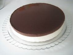 tarta mousse queso