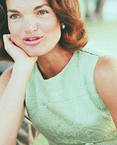Jackie Kennedy so beautiful!