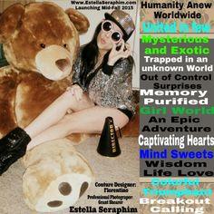 Www.EstellaSeraphim.com Estella Seraphim #EstellaSeraphim #Model #RunwayModel #Actress #Humanitarian #humanitysstrongest #epic_captures #epicmoves #Epictruths #Epicchange #HumanityRestoration #lifepurposes #love #truth #fascinating #Beautiful #bold #superstar #Hollywood  #NewYork #lasvegas #SanFrancisco #Sandiego #BeverlyHills #BelAir #Paris #Italy #mexico #Europe #Spain #Egypt #australia #humanitarian #japan #london #China #FreeSpirit #ILoveYou #Humanity #people #Wisdom = #love ❤ #Beyou…