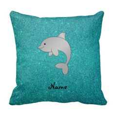 >>>Best          	Personalized name dolphin turquoise glitter pillow           	Personalized name dolphin turquoise glitter pillow lowest price for you. In addition you can compare price with another store and read helpful reviews. BuyReview          	Personalized name dolphin turquoise glitte...Cleck Hot Deals >>> http://www.zazzle.com/personalized_name_dolphin_turquoise_glitter_pillow-189789436023784515?rf=238627982471231924&zbar=1&tc=terrest