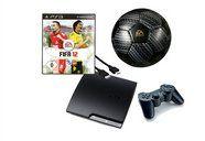 PS3-Konsole, Sony, »Fifa 12 Set«, 160 GB