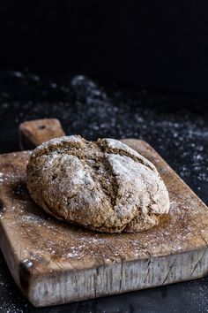 *lightbulb* When that Chocolate Porter is done, maybe combine this recipe with the spent grain one?!?!? ......................... ..........Beer and Rye Irish Soda Bread | halfbakedharvest.com