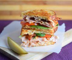 Panera Bacon Turkey Bravo Sandwich Recipe