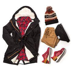 Essentials for Sizeer Essentials, Jackets, Style, Fashion, Down Jackets, Swag, Moda, Fashion Styles, Fashion Illustrations
