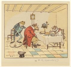 One of hundreds of thousands of free digital items from The New York Public Library. Boy Wall Art, New York Public Library, Rats, Illustration, Graphics, Digital, Table, Free, Graphic Design