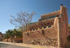 NEW MEXICO: The Inn of the Five Graces, Santa Fe
