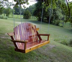 The best and easiest wooden porch swing atwoods only on this page
