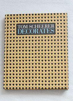 Tom Scheerer Decorates Book