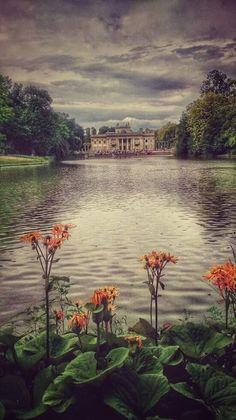 Lazienki Park - Warsaw, Poland