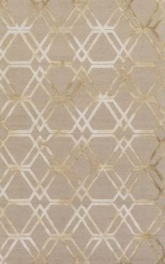 Beige, geometric rug from Surya's new Serafina collection (SRF-2015).