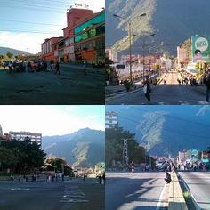 MÉRIDA DIGITAL...su diario en la red: Trancazo en Mérida en imágenes
