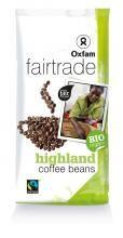 Café en Grano Biológico de Oxfam Intermón 250 gr.