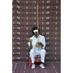 Toca Feliciano 2011. By Hassan Hajjaj.  #HassanHajjaj #DLTD_SCENES #Magazine #DailyInspiration #photography #konst #art