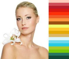 Colors for Spring Clear Spring, Clear Winter, Light Spring, Spring Color Palette, Spring Colors, Core Wardrobe, Seasonal Color Analysis, Clear Eyes, Vash