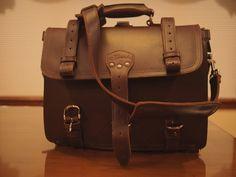 The Saddleback Briefcase