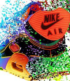 Nike T-Shirt design 2013 by Cristiano Siqueira, via Behance