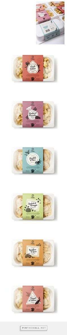 Pasta packaging design, food packaging   Dessein - created via http://pinthemall.net