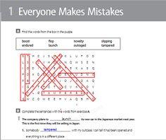 الإنجليزي ثالث ثانوي النظام الفصلي الفصل الدراسي الثاني Everyone Makes Mistakes How To Make Making Mistakes