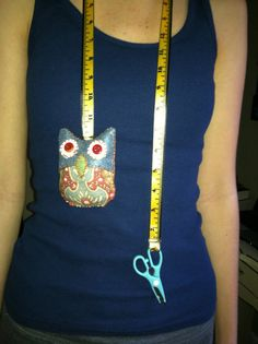 Sewing Chatelaine by SewMuchLiving on Etsy