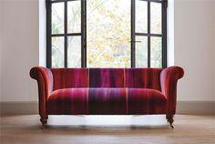 Harlequin amazilia fabric