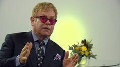 Elton John: I want to meet Putin over gay rights