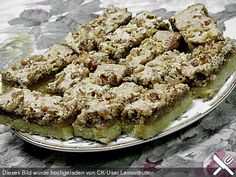 Londoner Stangen, ein schönes Rezept aus der Kategorie Kekse & Plätzchen. Bewertungen: 18. Durchschnitt: Ø 4,1.