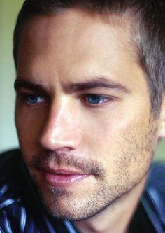 Paul Walker and his beautiful blue eyes