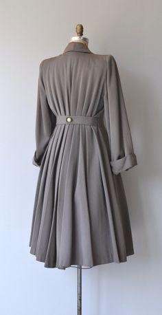a845212285f2 Liskeard coat vintage 1940s coat wool 40s princess by DearGolden Móda 1940